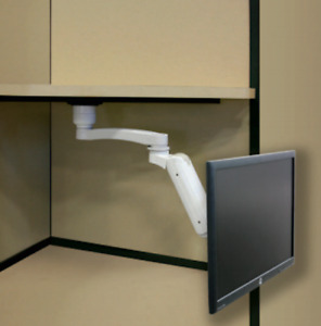 Healthcare dental Office Ultra 180 Under Cabinet Monitor Mount Icw