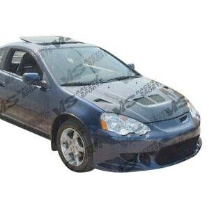 Vis Racing Carbon Fiber Hood Evo Style For 02 06 Acura Rsx 2dr