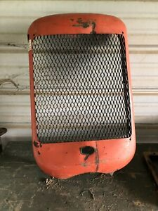 Allis Chalmers C Tractor Front Radiator Grill Rat Rod Hot Rod Grill