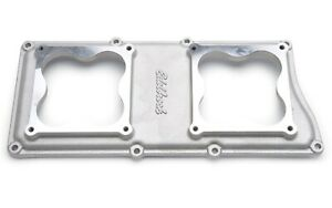 Edelbrock 7086 Victor Series Tunnel Ram Manifold Top