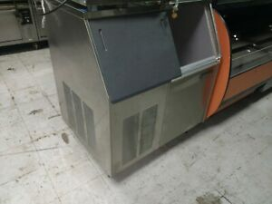 Scotsman Nse654as Undercounter 115 Volt Air Cooled Nugget Ice Machine