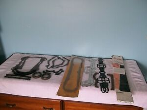 Mopar Sb Lot Of Misc Small Block Gaskets Intake Timing Valve Covers 318 273