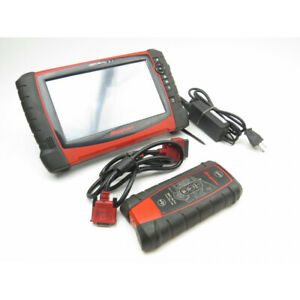 Snap On Verus D10 Diagnostic Scanner W Eesm300 Scan Module And Eedm301a Scope M