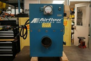 Airflow Systems Mist pac Mist Smoke Dust Collector Mistpac pg6 dl