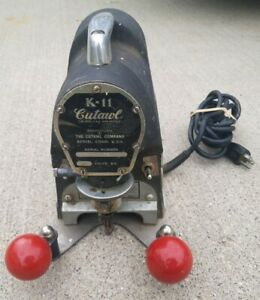 Cutawl K 11 Diemaker s Saw Pattern Sign Makers Precision Scroll Saw Tool Works