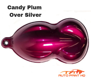 Candy Plum Gallon With Gallon Reducer candy Midcoat Only Car Auto Paint Kit