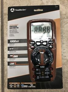 Southwire 14070t Technicianpro True Rms Cat Iv Multimeter New Fast Shipping
