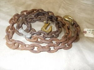 7 6 Log Chain 2 X 1 1 4 Link 3 8 Thick