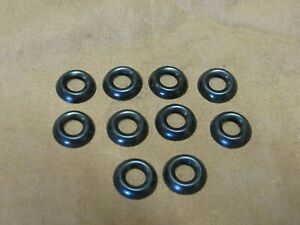 Jeep Willys Mb Gpw M38 M38a1 Seat Upholstery Washers Black Oxide Reproductions