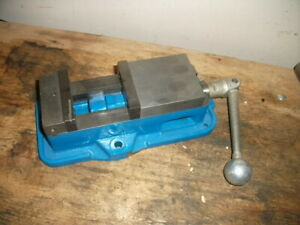 Kurt D 30 3 Vise Usa Original Kurt Clausing Mill