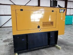 Used Cat D80 Generator Set