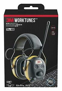 3m Worktunes Hearing Protector With Am fm Radio Hot New