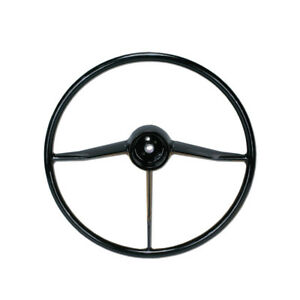 1957 1958 1959 Chevrolet Gmc Truck Black Steering Wheel 18
