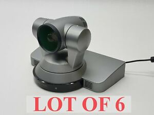 Lot 6 Sony Evi hd1 Color Motorized Ntsc pal Ptz Pan tilt zoom Conference Camera