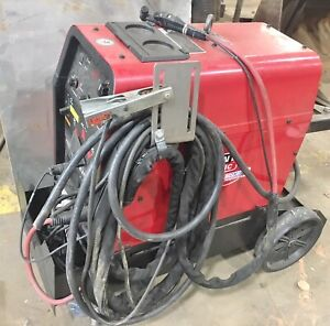Lincoln Precision Tig 225 Welder