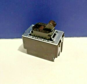 Leviton Brown Despard Interchangeable Quiet 3 way Toggle Switch 1791 New