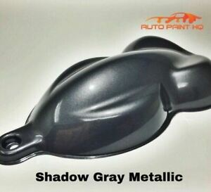 Gunmetal Gray Basecoat Reducer Quart Basecoat Only Motorcycle Auto Paint