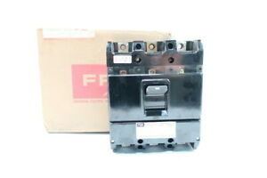 Federal Pioneer Njl631225 Molded Case Circuit Breaker 3p 225a Amp 600v ac