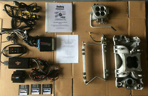 Holley Commander 950 Total Engine Management System And Holley Strip Annihilator