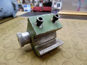 Lathe Micrometer Stop Carriage Stop South Bend Lathe