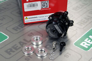 Precision Turbo Pte 50mm Blowoff Blow Off Valve Bov Black Pbo083 2005