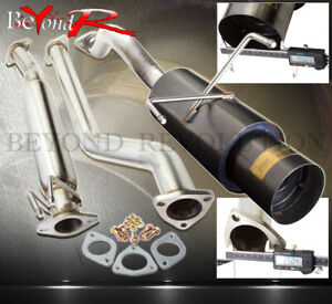 For 2002 2003 2004 2005 2006 Acura Rsx Type S Dc5 4 5 Tip Catback Exhaust