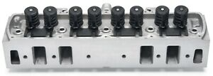 Edelbrock 60519 Performer Rpm Olds Cylinder Head Chamber Size 77cc Complete One