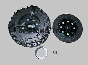 Dual Stage Clutch Kit For Ford 1720 Sba320040484 Sba320040483