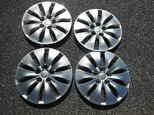 Set Of 4 Honda Accord Hubcaps Wheel Covers 08 09 10 11 12 16 Factory 55071 1