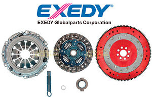 Exedy Clutch Pro kit Action Aluminum Flywheel Fits Acura Rsx Civic Si K20 K24