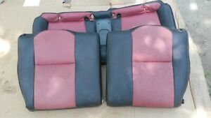 Jdm Honda Integra Type R Oem Rear Seats 2002 2006 Dc5 Rsx Hatch Back Rare
