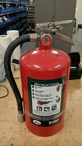 Badger 15 5hb Fire Extinguisher 2a 10b c Halotron 15 1 2 Lb