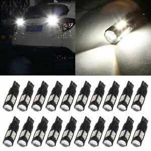 20x 10w 921 912 T10 T15 10smd Led 6000k Super White Backup Reverse Lights Bulb