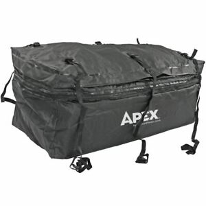 60 Waterproof Soft side Cargo Bag For Hitch mounted Carriers
