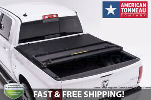 American Tonneau Hard Tri Fold Vinyl Truck Bed Cover 82 11 Ford Ranger 5 6ft Bed