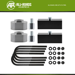 Fits 1983 1996 Ford Ranger 2 Front 1 Rear Full Aluminum Lift Level Kit 4x4