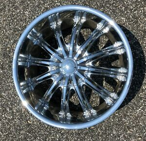 Bentchi Chrome Rim 20 Inch Great Condition New