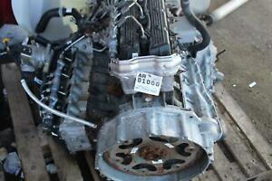 Engine Assembly Nissan Titan Xd 16 17 5 0l vin B 4th Digit 8 Cyl Diesel
