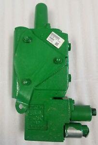John Deere Oem Part Re267758 Scv Selective Control Valve End Stack Hydraulic