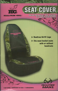 Realtree Girl Max 1 Model B Universal Bucket Seat Cover New In Box