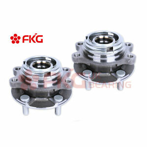 2 Front Wheel Bearing Hub Assembly Fit Nissan Quest Maxima Altima Murano 513296w