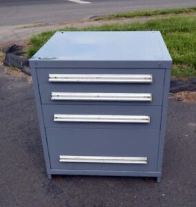 Vidmar Four drawer Tooling Cabinet inv 24867