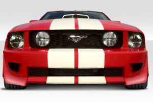 For 05 09 Ford Mustang Blits Front Bumper 114654