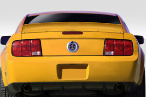 05 09 Ford Mustang Duraflex Rbs Wing 1 Pc 114596