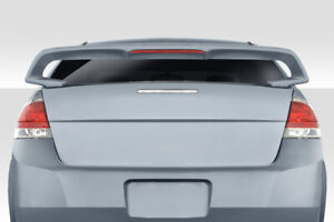 08 11 Ford Focus 4dr Duraflex Rally Sport Wing Spoiler 1 Pc 114251