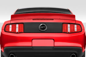 10 14 Ford Mustang Duraflex Rbs Wing 1 Pc 114598