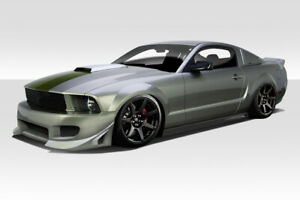 05 09 Ford Mustang Duraflex Blits Body Kit 4 Pc 114694