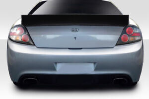 For 03 08 Hyundai Tiburon Duraflex Rbs Wing Spoiler 1 Pc 114304
