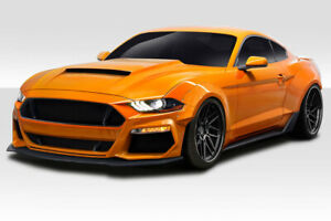 18 19 Ford Mustang Duraflex Grid Wide Body Kit 12 Pc 115123