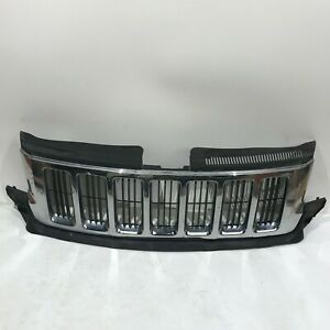 2011 2012 2013 Jeep Grand Cherokee Front Upper Grille 55079377ad
